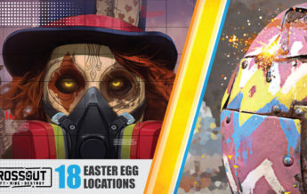 Crossout || Easter Egg Locations / Walkerthrough 2020