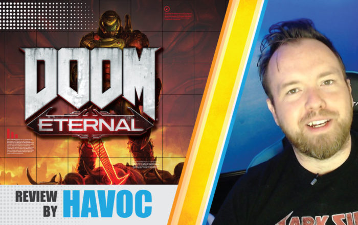 Pixel Reboot // Doom Eternal || Review
