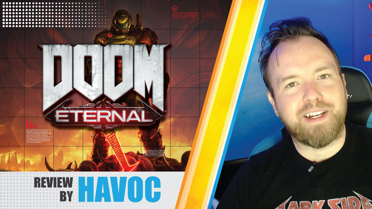 Pixel Reboot // Doom Eternal || Review